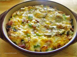 Sausage and Egg Breakfast Strata Recipe