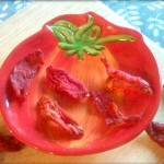 Learn how to make sun dried tomatoes at home. It's fun and SO much cheaper than buying them at the store.