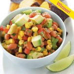 corn tomato avocado salad