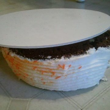 """Have you ever said, """"I feel helpless""""? Do you sometimes feel like your life has been flipped upside down like this cake? If so, THIS POST CAN HELP YOU!"""