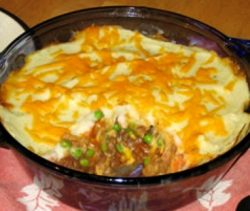 shepherds pie recipe - classic comfort food!