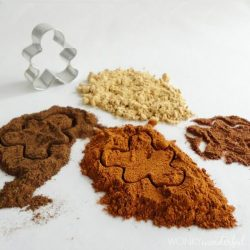 Homemade Gingerbread Spice Mix, from Wonky Wonderful