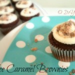 Toffee Caramel Brownies-main