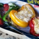 Bell Pepper Quiche Cups from ItsYummi.com