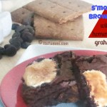 S'mores Brownies from ItsYummi.com