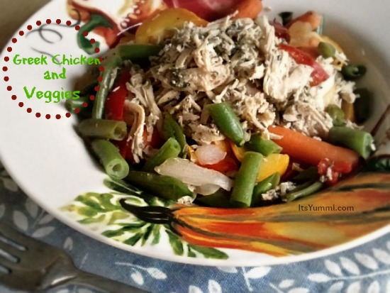 Crock Pot Low Carb Chicken Bowl