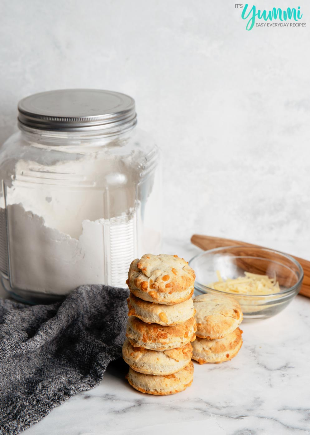 How to Make Bisquick from scratch using ingredients you already have in the pantry