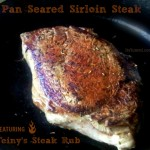 How to sear and cook a steak