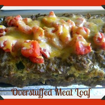 Over Stuffed Meat Loaf