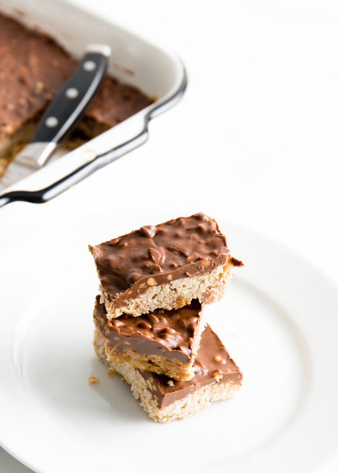 Oh Henry! Bars Copycat Recipe