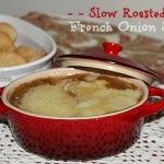 Slow Roasted French Onion Soup from ItsYummi.com