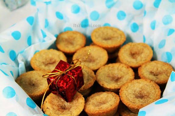 Chai Snickerdoodle Cookie Bites from ItsYummi.com