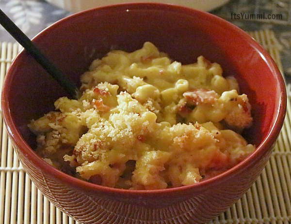 Ina Garten's Grown Up Bacon Mac and Cheese Recipe - This is pure comfort food!
