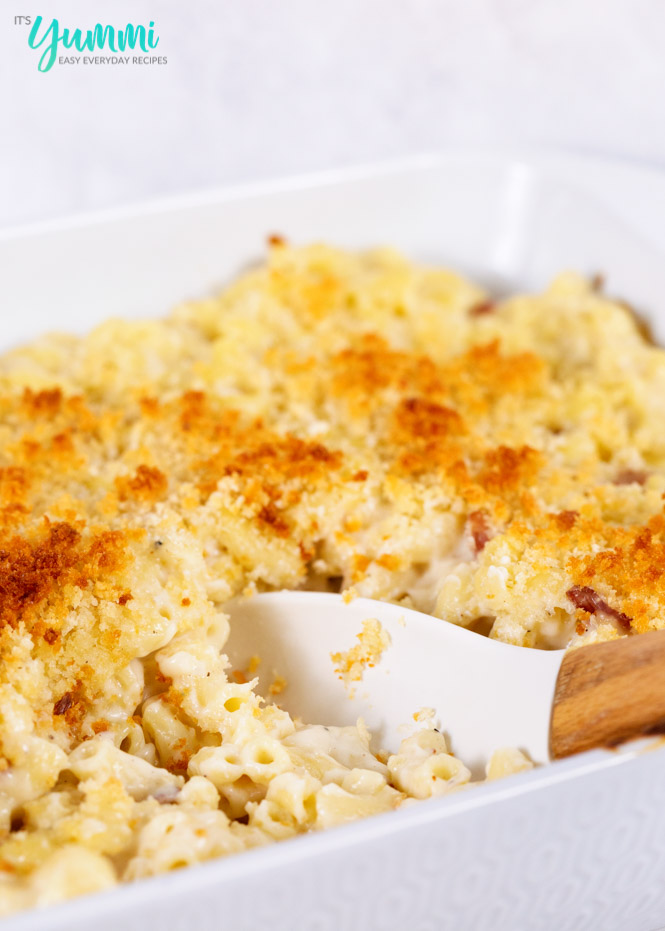Ina Garten Bacon Mac and Cheese Recipe