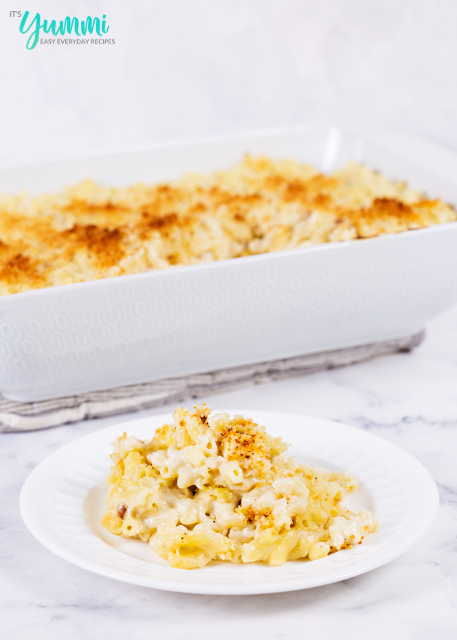 Ina Garten Bacon Mac and Cheese