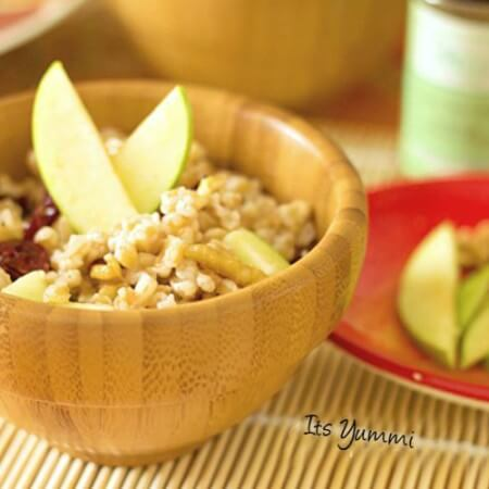 Farro Salad w/ Citrus Vinaigrette {Heart Healthy Recipes}