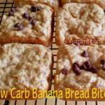 Low-Carb Banana Bread Bites from ItsYummi.com #WeightWatchers #Recipe