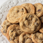 Boos Best Chocolate Chip Cookies from ItsYummi.com #recipe #cookies #chocolate