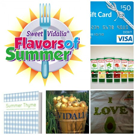 Flavors of Summer Virtual Picnic and #Giveaway