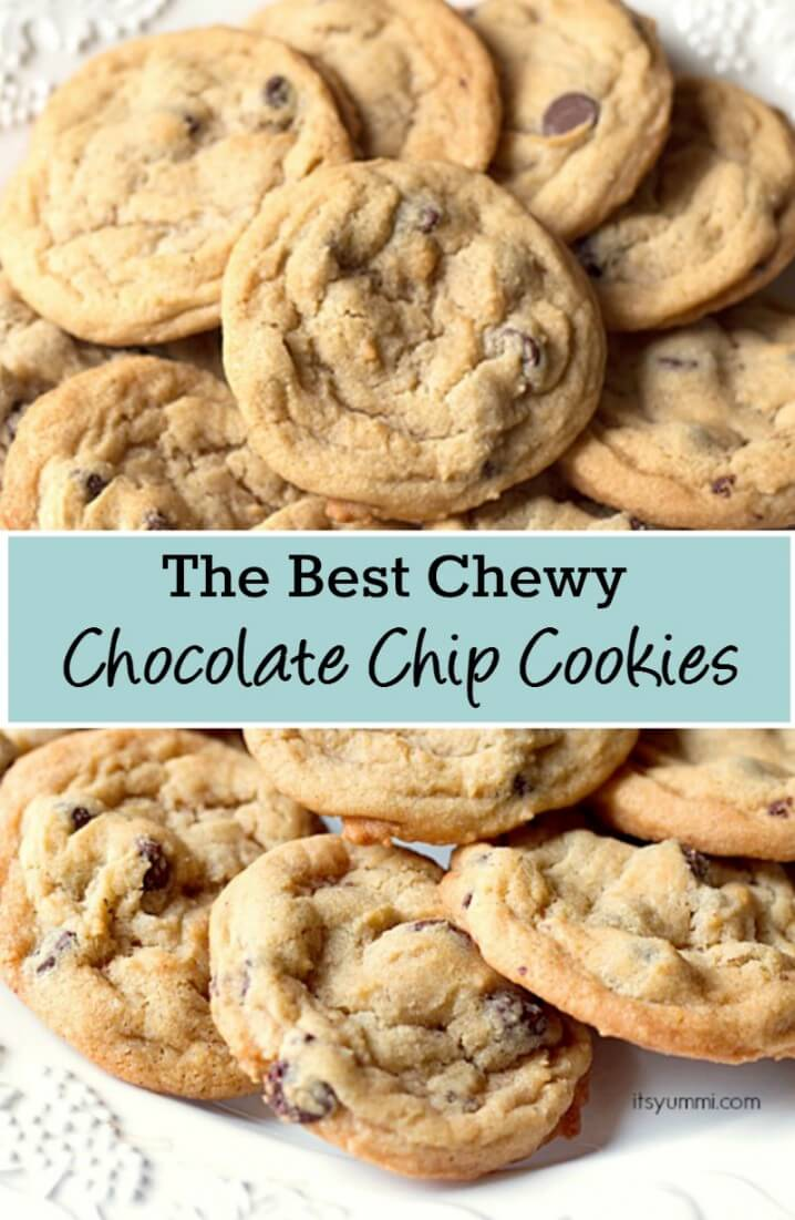 Best Chocolate Chip Cookies Recipe | It's Yummi