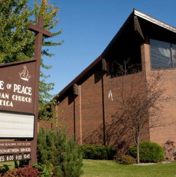 Prince of Peace Lutheran Church - Appleton, Wisconsin #shop