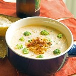 Broccoli Bacon Beer Cheese Soup Recipe, from ItsYummi.com