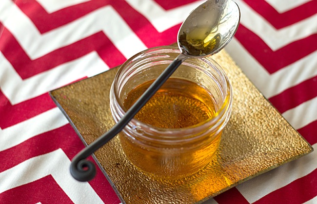 Quick 'n Easy Caramel Syrup