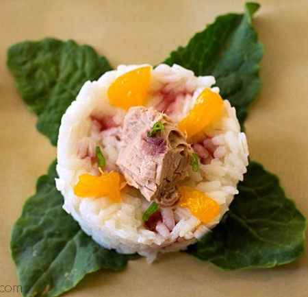 Skipjack Tuna Stack from ItsYummi.com #OceanNaturals #shop #cbias