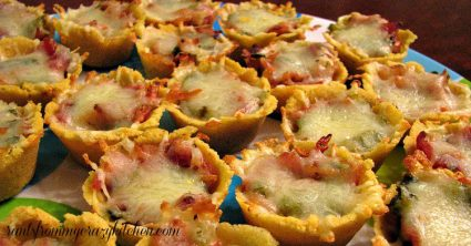 Bacon Jalapeno Monterey Jack Tamale Bites - delicious appetizer recipe!