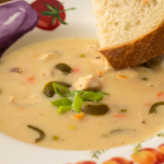 Slow Cooker Jalapeno Chicken Beer Cheese Soup Recipe from ItsYummi.com - This zesty soup will warm you up on the coldest of days! #MyCopps #Shop #Cbias