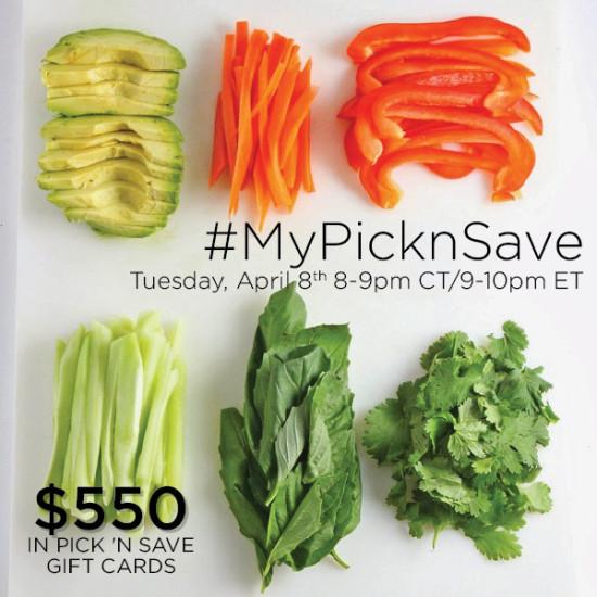 MyPicknSave-Twitter-Party-April 8th