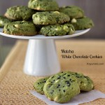 These matcha cookies with white chocolate are chewy, delicious, and easy to make! Made with the finest matcha powder, quality chocolate, and lots of love!