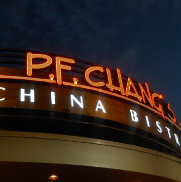PF Changs Restaurant - Exterior