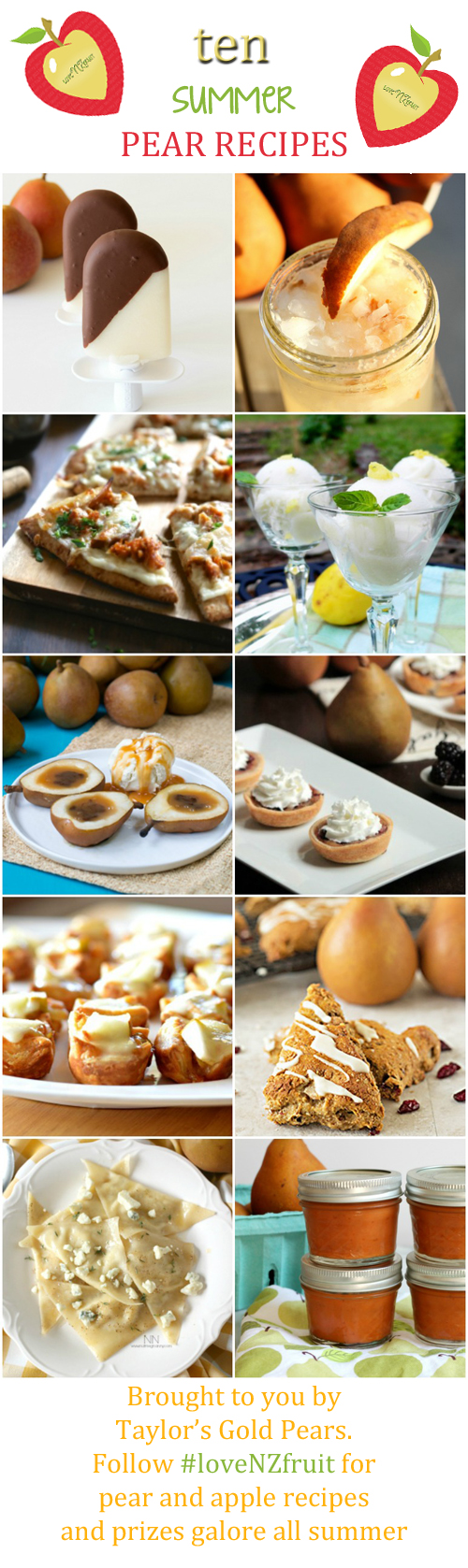 Taylors-Gold-Pears-Recipe-Collage