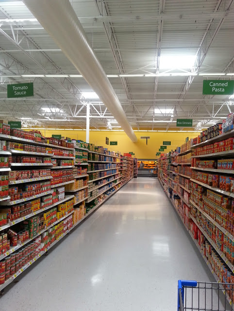 Hunts-Tomatoes-At-Walmart-Appleton-Wisconsin #DinnerDone #shop