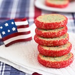 I love patriotic recipes like these! Pinwheel Cookies Recipe from @itsyummi