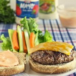Spicy Ranch Burgers from ItsYummi.com will help you #RollIntoSavings! #shop