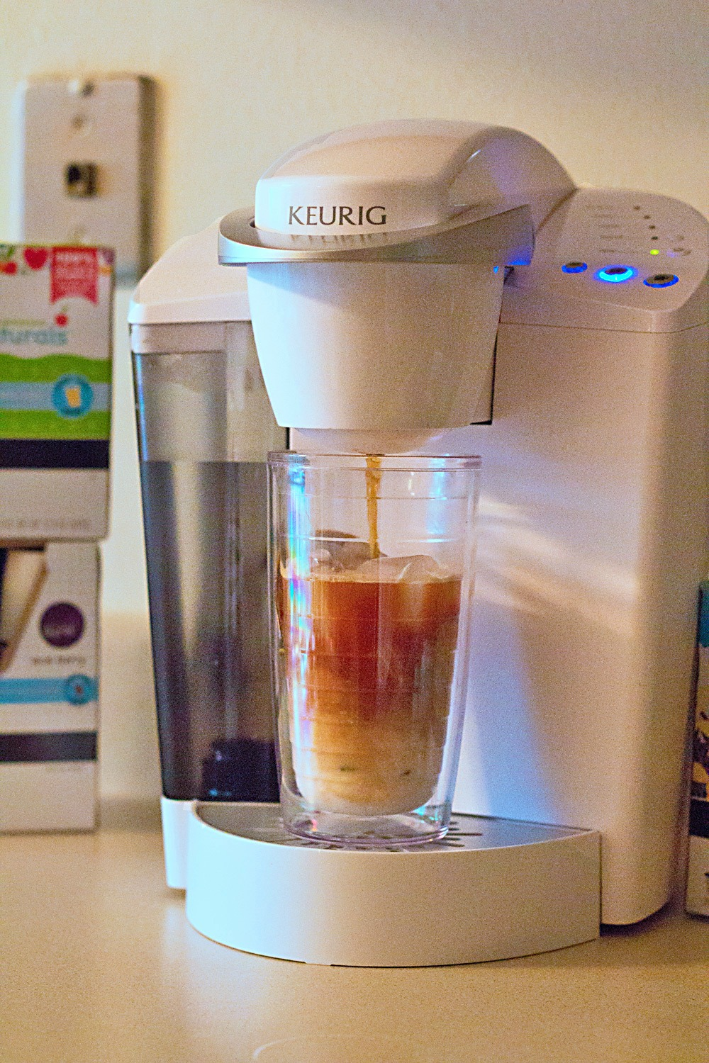 Make Iced Coffee At Home With Keurig