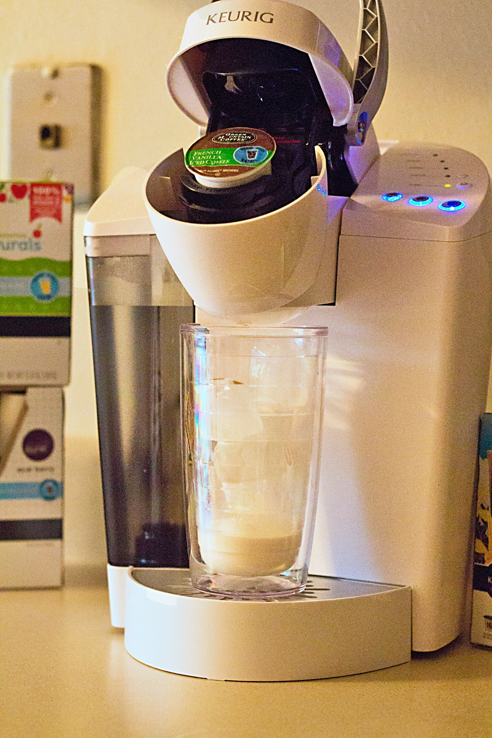 how to brew iced coffee with a Keurig BrewItUp BrewOverIce shop How Do I Make Iced Coffee With My Keurig