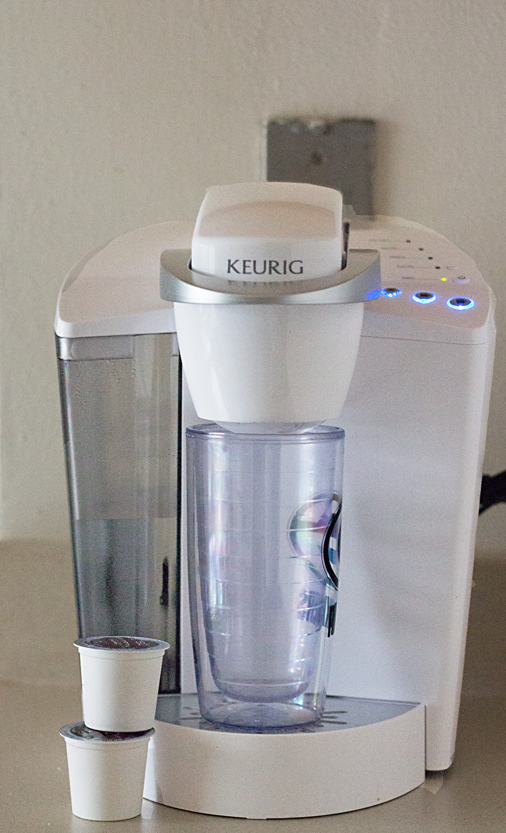 Keurig Coffee Maker Hot And Cold : How to Make Iced Coffee ~ Wishes DO Come True!