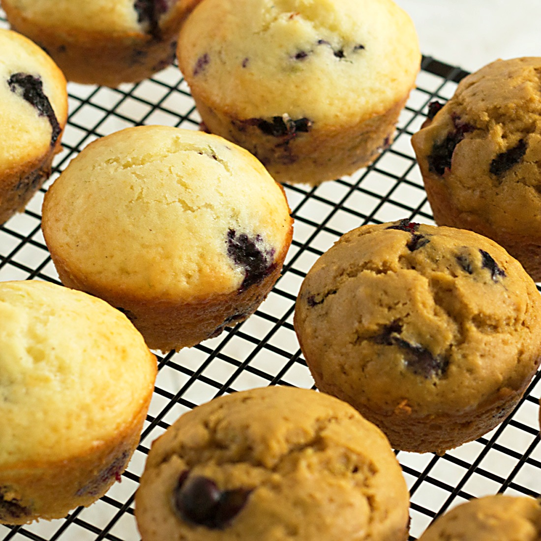 This blueberry lime protein muffins recipe will give you moist, fluffy muffins that are bursting with healthy ingredients and loaded with great flavor.