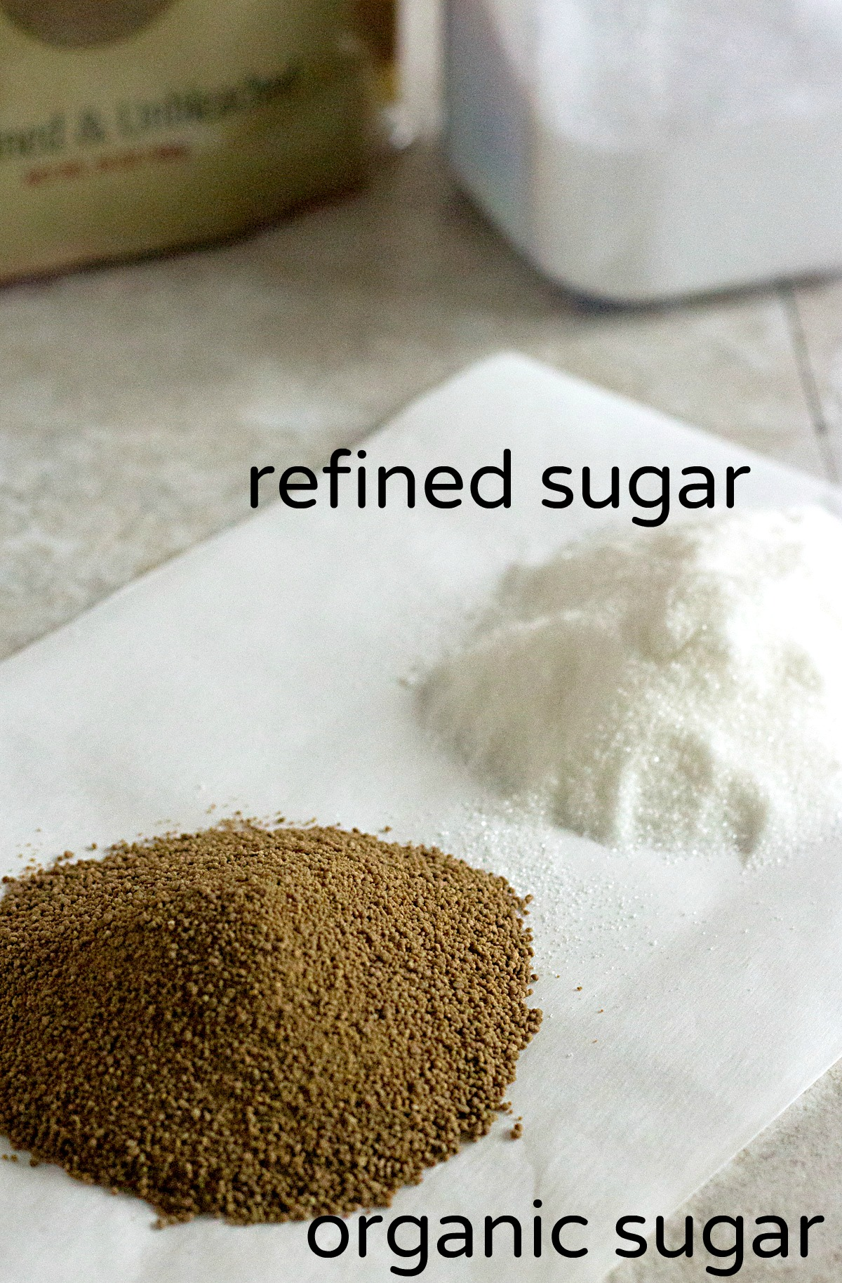 Organic Sugar vs Refined Sugar - The Skinny on Sweet | Its ...