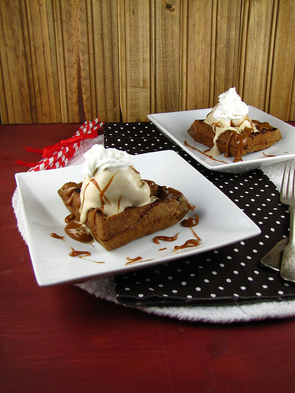 Chocolate Waffle Ice Cream Sundae is one of 15 Ice Cream Sundae Recipes to keep you cool this summer!