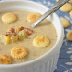 Quick & Easy Clam Chowder recipe from ItsYummi.com - ingredients purchased with #WalgreensPaperless coupons! #shop