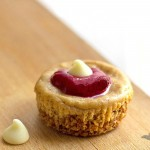 These Raspberry Almond Low Carb Cheesecake Bites are so creamy and sweet, you'd never guess that they're low carb! | ItsYummi.com | low carb dessert | gluten free dessert