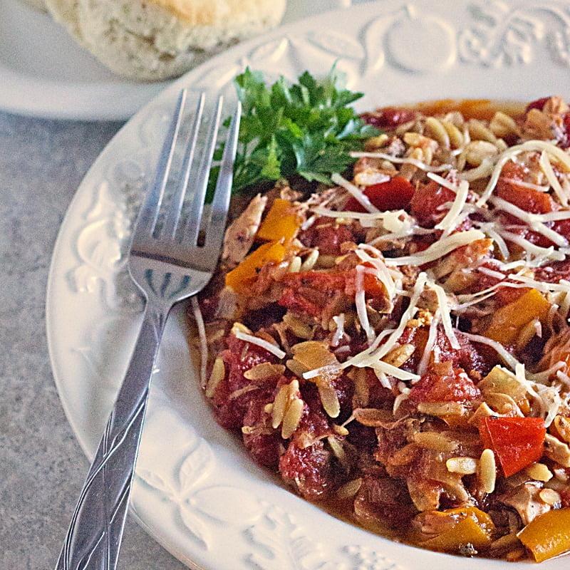 Recipe for Slow Cooker Italian Chicken