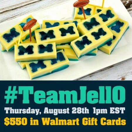 #TeamJellO-Twiter-Party-8-28