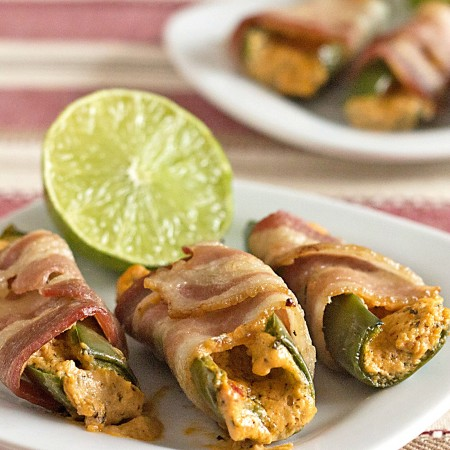 Cheesy Bacon Jalapeno Bites, from ItsYummi.com