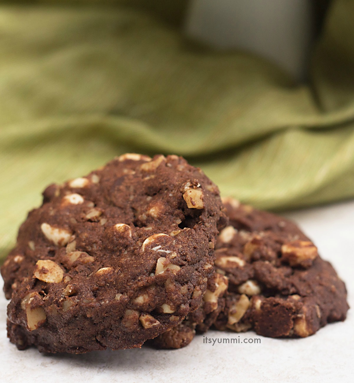 ... cookies from basic n delicious banana oatmeal chocolate chip cookies