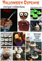 Fun Halloween Cupcake Recipe Roundup - Get 9 delicious recipes for spooky fun on ItsYummi.com